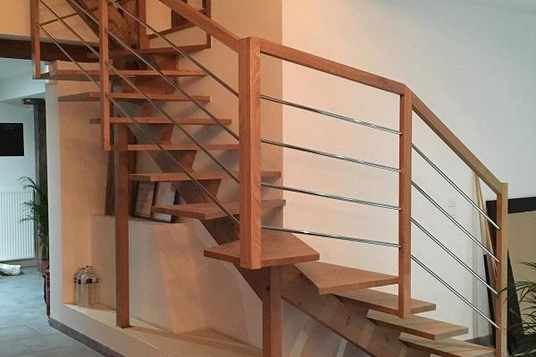 eric regnier fabrication escalier