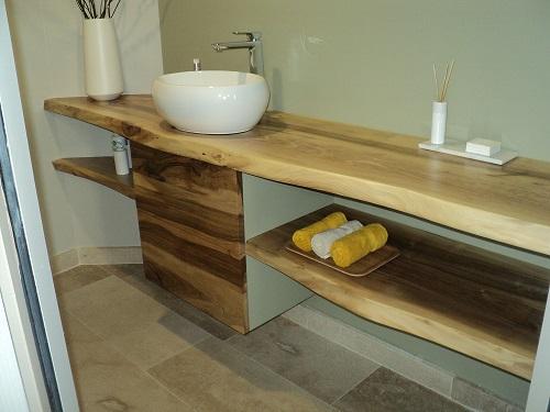 Salle de bains Eric Regnier Ebenisterie