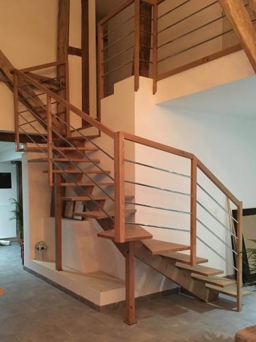 escalier chene eric regnier